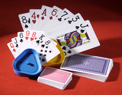 Large and Jumbo Easy to See Playing Cards