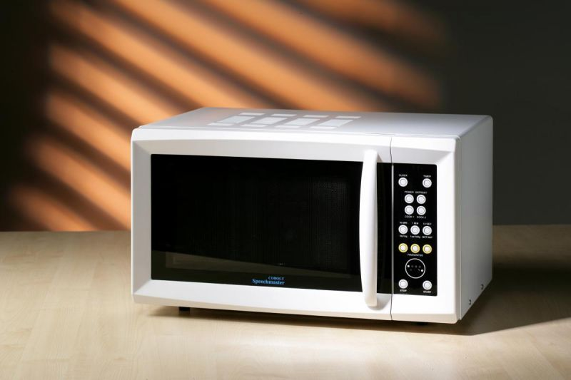 Talking Microwave Oven MK6A